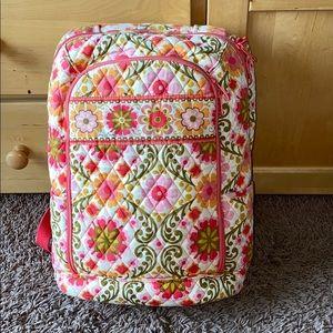 Rare Pink Vera Bradley Backpack